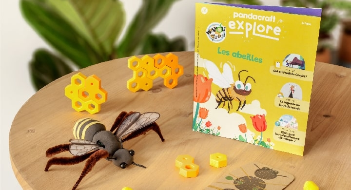 Sauvons les abeilles !