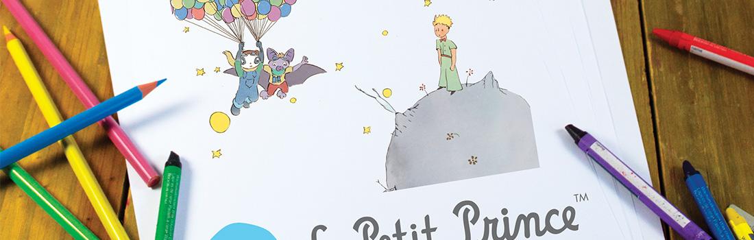 """Häufig Les cahiers d'activités Pandacraft – """"Le Petit Prince  PF71"""