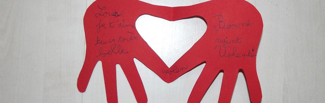 L 39 ultime carte pour la saint valentin by dark maman pandacraft activit s manuelles enfants - Activite manuelle st valentin ...
